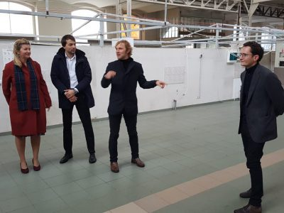 Kalnciema Quarter gathers sustainability scientists to discuss the development of Āgenskalna Market